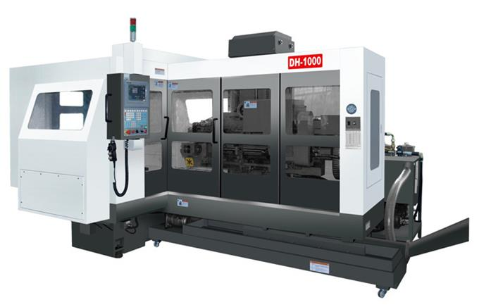 3-axis drilling machine
