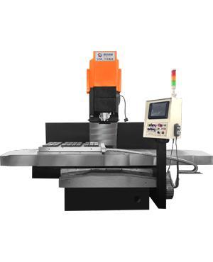 Precision CNC  vertical milling machine