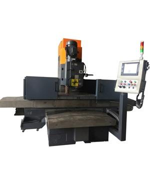 Two face Plate vertical milling CNC model