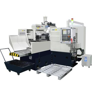 Gear type-TH-800NC duplex milling machine