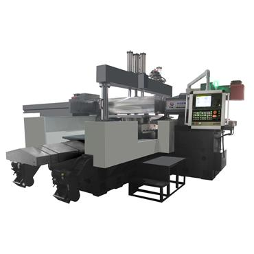 Gear type-TH-1600NC duplex milling machine