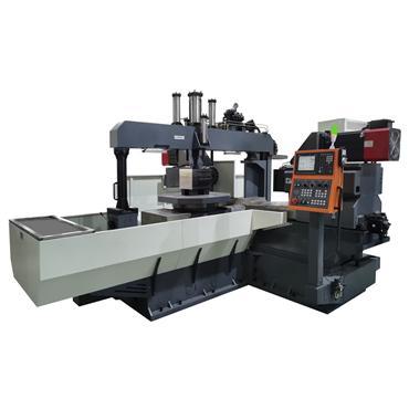 YG-1300NC duplex milling machine