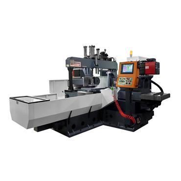 YG-1000NC duplex milling machine