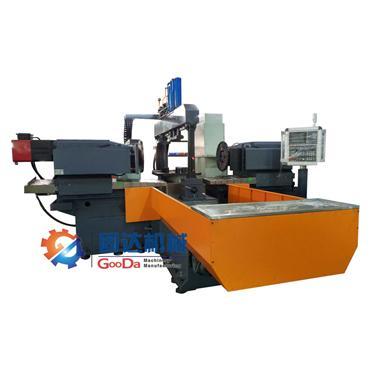 YG-1200NCR duplex milling machine