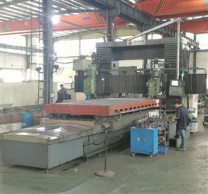 VM- 2360NCD  Moving beam-Gantry milling