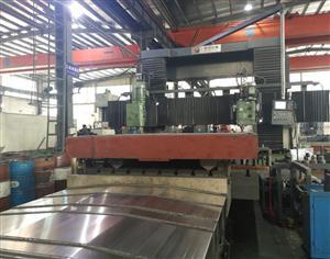 VM- 2350NCD  Moving beam-Gantry milling