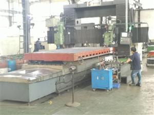 VM- 2340NCD  Moving beam-Gantry milling