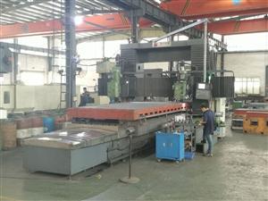 VM- 1640NCD Moving beam-Gantry milling