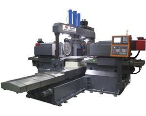 YG-1200NC duplex milling machine