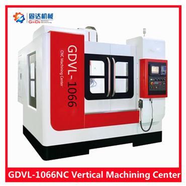 GDVL-1066NC High Precision CNC Vertical Machining Center