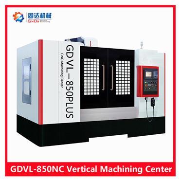 GDVL-850PLUS High Precision CNC Vertical Machining Center