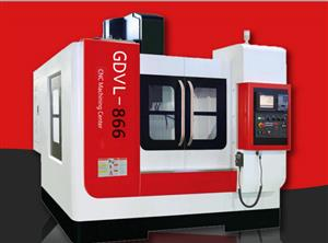 GDVL-866NC High Precision CNC Vertical Machining Center