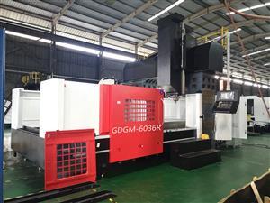 GDGM-6036RNC Super Large CNC Gantry Machining Center