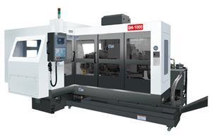 CNC deep hole drilling DH-1000